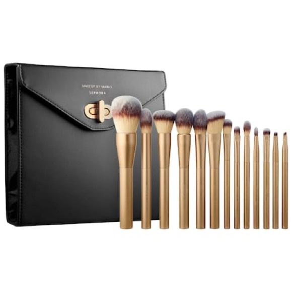 Sephora Other - Sephora collection x Mario complete brush set